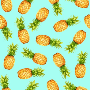 Summer Pineapple V02
