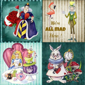 All Mad For Wonderland!