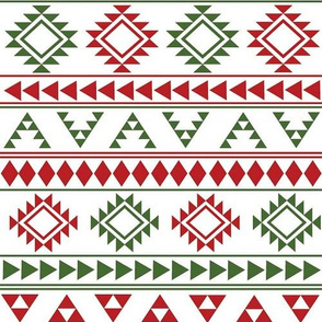 Christmas Aztec