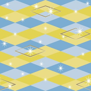 Diamension #3 (horizonal pattern)
