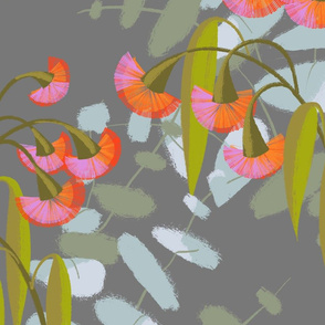 Flouro Flowero Gum Flowers