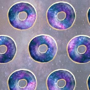 Galaxy Donuts - grey - LAD19
