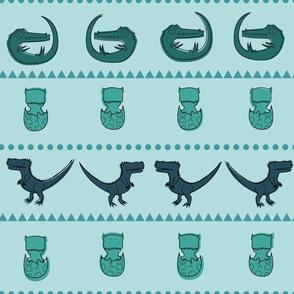 Dinosaurs line