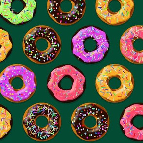 Small Donuts D
