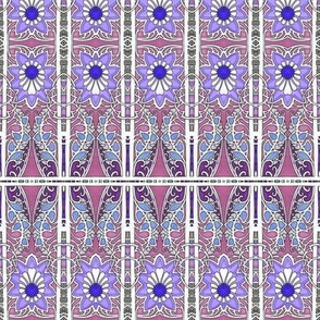 How to Dance the Purple Posy Polka