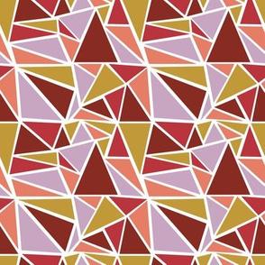 Mod Geo - Mosaic (Dawn)