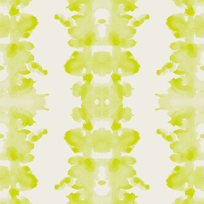 Citron double inkblot