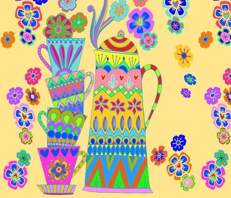 Rspoonflower_-_teapotyellow21x18x150floweredwhite_linesfinal_contest236588preview