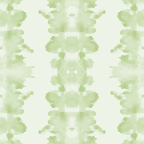 Spring Bud double inkblot