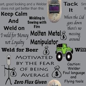 welding HaHa