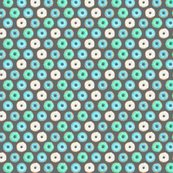 Iced-donuts-blue-on-dark-grey-halfinch_150_hazelfishercreations_shop_thumb