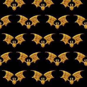 Glitter Bats