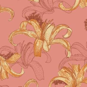 Botanical - HEMERO - pink