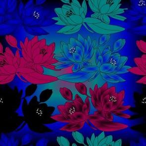 Moody Florals Challenge