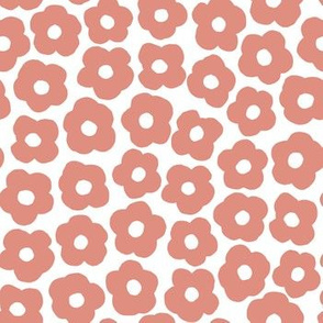 Botanical - FLOWER POWER - pink