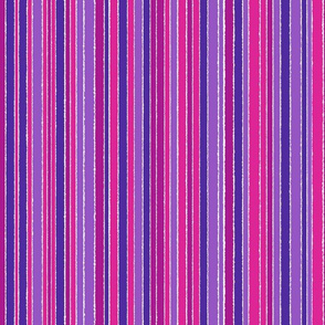 Striped pink _ purple - vertical