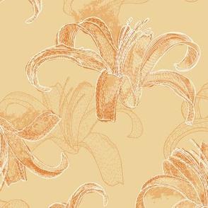 Botanical - HEREMO TWIST - pink