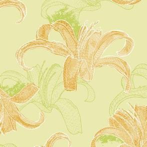 Botanical - HEMERO - green