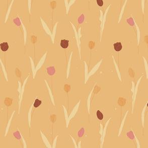 Botanical - GARDEN - pink