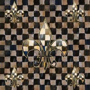 CheckeredFleur-de-lisDarker