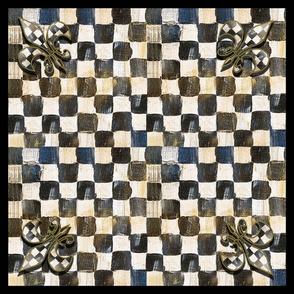 CheckerMat36Inch