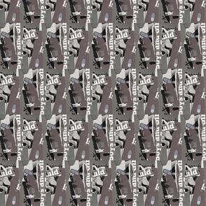 Bastille-gray