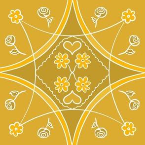 Pysanky Gold