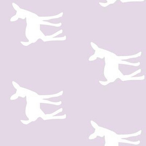 fawn on light lilac || the lilac grove collection (90) C19BS
