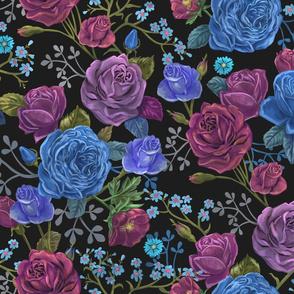 Moody Rose Garden