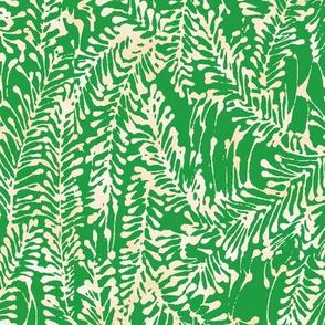 batik leafy greens