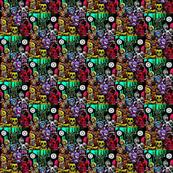 fnaf fabric, wallpaper & home decor - Spoonflower
