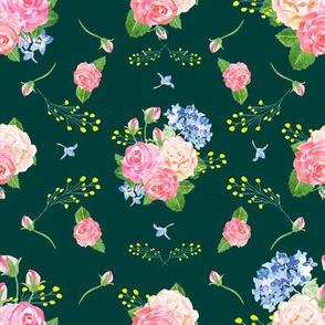 roses on brunswick green