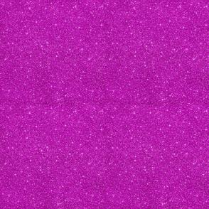 Orchid purple glitter