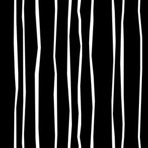 Black Stripe - Wide