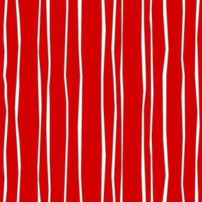 Red Stripe - Wide