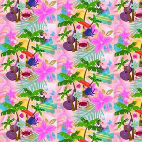 Small Exotic Island Design