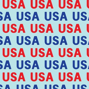 USA - blue - LAD19