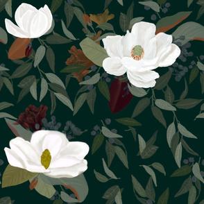 Moody magnolia