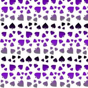 Sm. Asexual Spade Motif Gradient