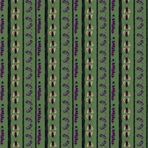 Stitch Insect Stripe | Danse Macabre