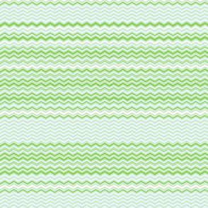 Blue color Zigzag stripe  with green stripes