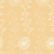borgoña - yellow garland