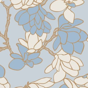 Magnolia Story Branches_Powder Blue-01