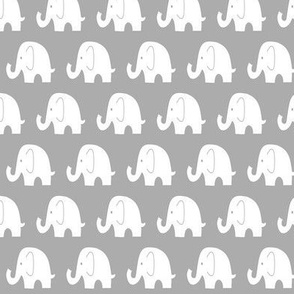 Reverse Grey Elephant