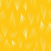 Stacheln gelb