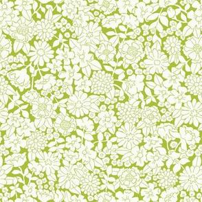 Monochrome Meadow green