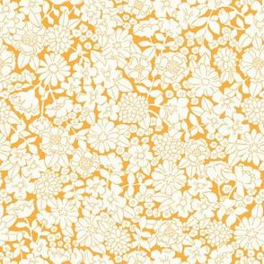 Monochrome Meadow yellow