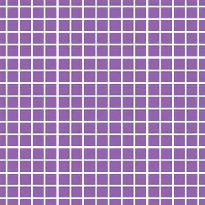 "windowpane 1/2"" amethyst purple reversed"