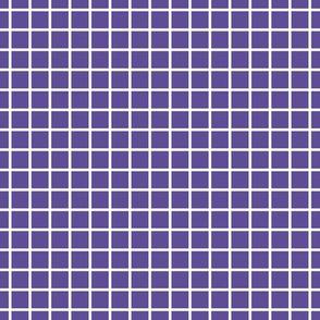 """windowpane 1/2"""" purple reversed"""