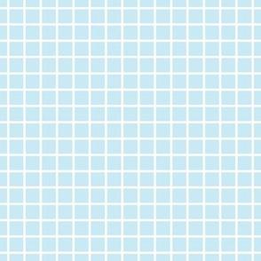 "windowpane 1/2"" ice blue reversed"